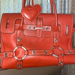 Luella handbag. Red
